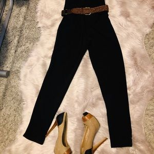 Rue21 Pants - Black Romper/Jumpsuit